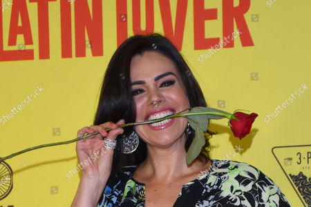 Editorial photo of 'How to Be a Latin Lover' film premiere, Arrivals, Mexico City, Mexico - 03 May 2017