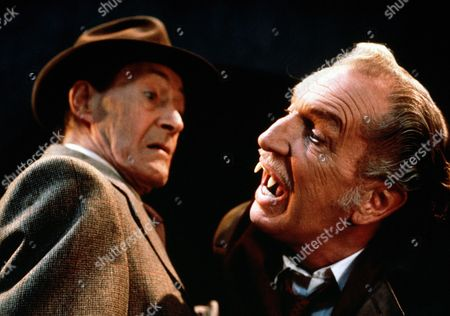 'The Monster Club'  Film - 1980 - John Carradine and Vincent Price