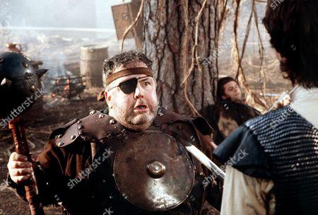 Stock Image of 'Hawk the Slayer'  Film - 1980 - Declan Mulholland