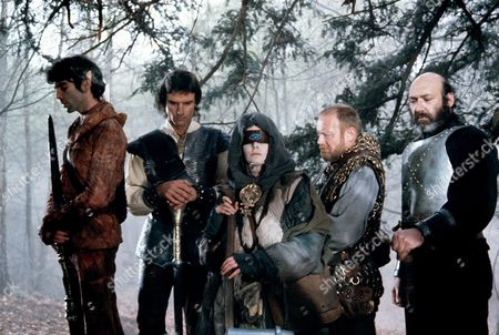 'Hawk the Slayer'  Film - 1980 - Ray Charleson, John Terry, Patricia Quinn, William Morgan Sheppard and Bernard Bresslaw
