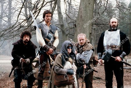 'Hawk the Slayer'  Film - 1980 - Peter O'Farrell, John Terry, Patricia Quinn, William Morgan Sheppard, Bernard Bresslaw