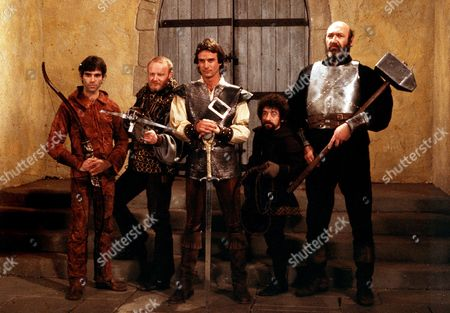 'Hawk the Slayer'  Film - 1980 -  Ray Charleson, William Morgan Sheppard, John Terry, Peter O'Farrell, Bernard Bresslaw
