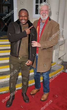 Editorial picture of Wonderland Press Night, New Wimbledon Theatre, Wimbledon, London, UK - 03 May 2017