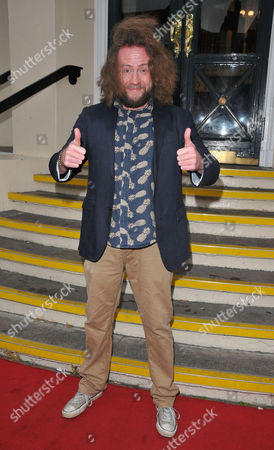 Stock Picture of Justin Lee Collins