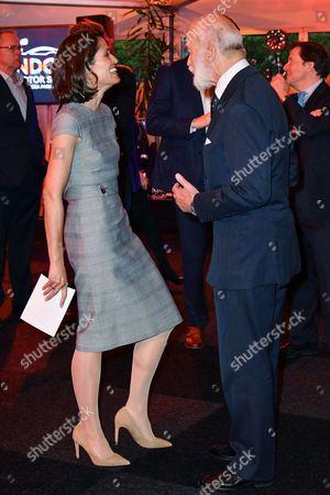 Amanda Stretton, Prince Michael of Kent