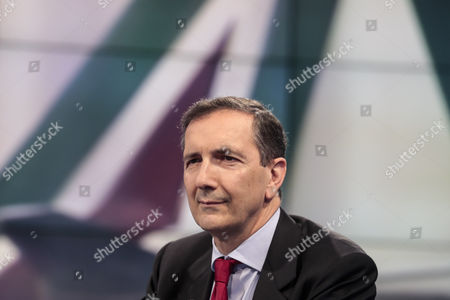 Stock Image of Luigi Gubitosi