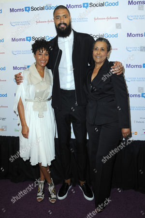 Kimberly Chandler, Tyson Chandler, mother