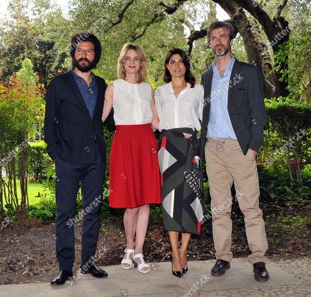 Kim Rossi Stuart, Valeria Solarino, Francesco Scianna, Rike Schmid
