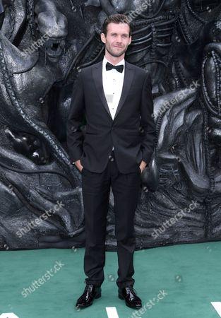 Editorial image of 'Alien: Covenant' film premiere, London, UK - 04 May 2017