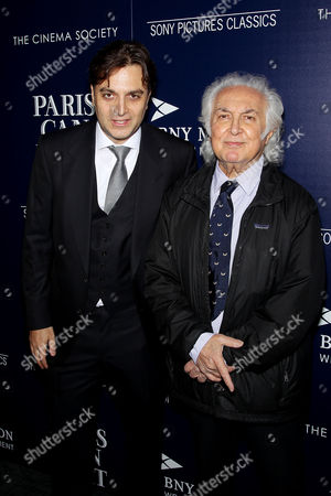 """Editorial photo of The Cinema Society and BNY Mellon Host a Screening of Sony Pictures Classics' """"Paris Can Wait, New York, USA - 04 May 2017"""