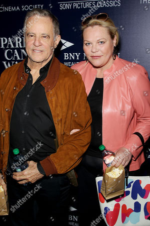 Stock Image of Katharina Otto-Bernstein with Guest