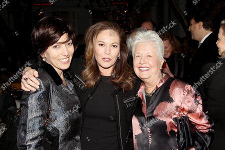 Stock Image of Audrey Wells, Diane Lane, Eleanor Coppola (Director)