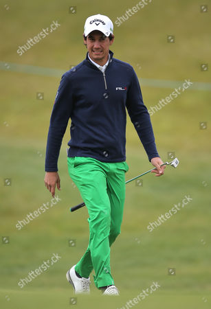 Matteo Manassero of Italy   during the GolfSixes European Tour 2017 Pro-Am at the Centurion Club , St Albans  on 5th May 2017