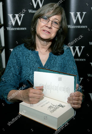 Editorial photo of Robin Hobb promotes book 'Assassins Fate' Berkshire, UK - 05 May 2017