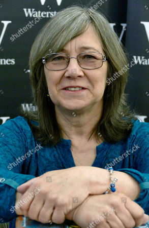 Editorial image of Robin Hobb promotes book 'Assassins Fate' Berkshire, UK - 05 May 2017