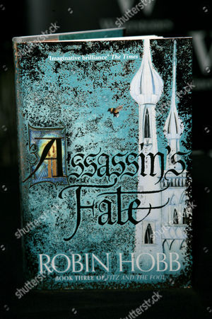 Editorial picture of Robin Hobb promotes book 'Assassins Fate' Berkshire, UK - 05 May 2017