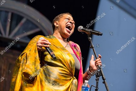 Stock Picture of Ms. Lisa Fischer