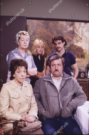 "Editorial image of ""Coronation Street"" TV series - 1986"