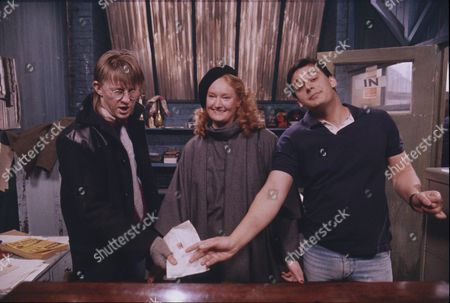 "Foto editoriale ""Coronation Street"" TV series - 1986"