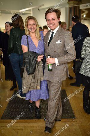 Lauren Park and Archie Manners