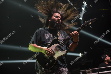 Stock Picture of Deftones - Stephen Carpenter