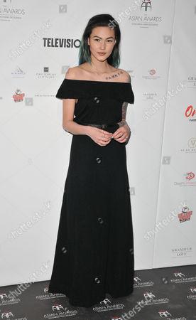 Editorial image of The Asian Awards, London, UK - 05 May 2017