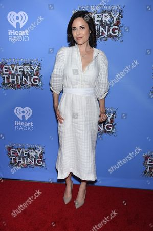 Editorial image of 'Everything, Everything' film screening, Arrivals, Los Angeles, USA - 06 May 2017
