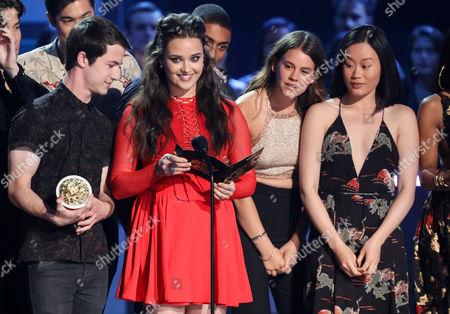 Editorial photo of MTV Movie & TV Awards, Show, Los Angeles, USA - 07 May 2017
