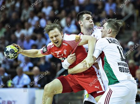 Editorial picture of Denmark vs Hungary, Aarhus - 07 May 2017