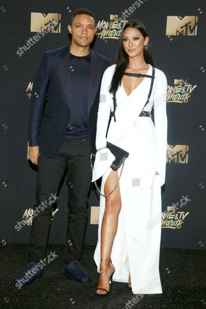 Editorial picture of MTV Movie & TV Awards, Arrivals, Los Angeles, USA - 07 May 2017