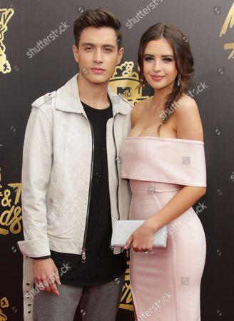 Gabriel Conte and Jess Conte