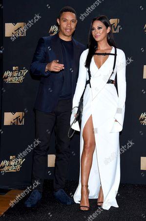 Editorial photo of MTV Movie & TV Awards, Arrivals, Los Angeles, USA - 07 May 2017