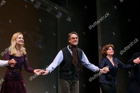 Joan Allen, Jeremy Irons, Marsha Mason