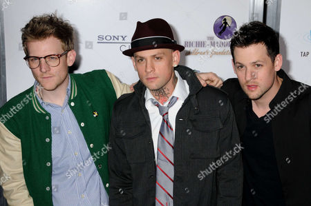 Editorial picture of The Richie-Madden Children's Foundation and Sony Cierge UNICEF Tap Project Fundraiser, Los Angeles, America - 23 Mar 2009