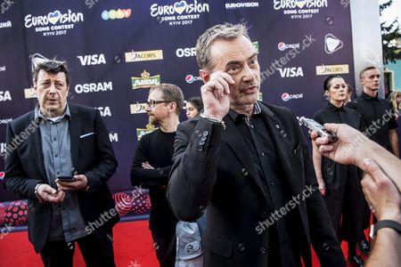 Stock Image of Christer Bjorkman, producer