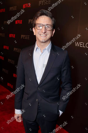 Editorial picture of Netflix FYSee event, Arrivals, Los Angeles, USA - 07 May 2017