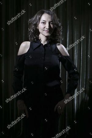 Stock Photo of Nathalie Rykiel