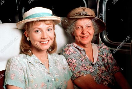 'The Trip to Bountiful'  Film - 1985 - Geraldine Page
