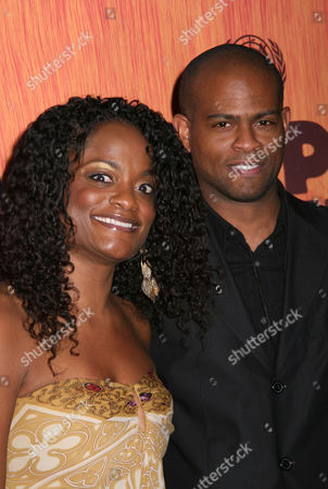 Stock Picture of Izaline Calister and Roel Calister