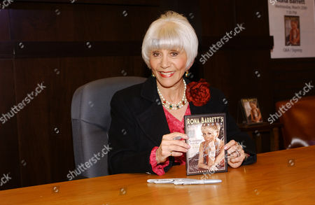 Editorial picture of 'Rona Barrett's Hollywood' DVD Signing at Barnes and Noble in Los Angeles, California, America - 25 Mar 2009