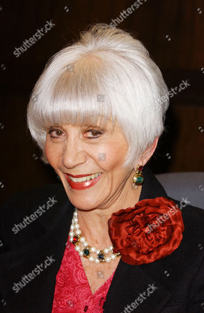 Stock Image of Rona  Barrett