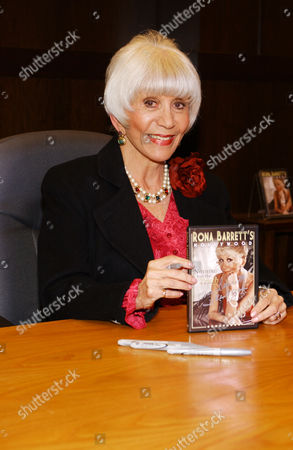 Stock Photo of Rona  Barrett