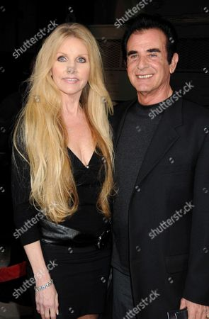 Stock Image of Susan Kennington and Tony Tarantino