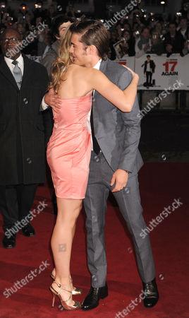 Jemma McKenzie Brown and Zac Efron