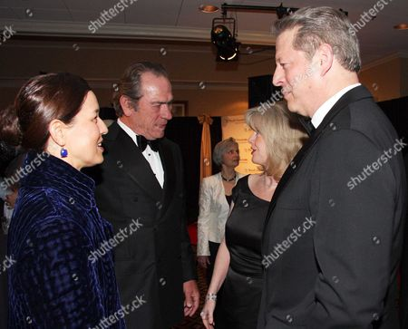 Editorial image of T.J. Martell Foundation Gala in Nashville, Tennessee, America - 25 Mar 2009