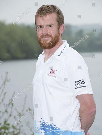 Editorial image of Team GB Rowing photoshoot, Caversham Lakes, UK - 11 May 2016