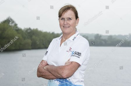 Stock Picture of GB rowing team Chief medical officer Ann Redgrave pictured at their training location at Caversham Lakes.