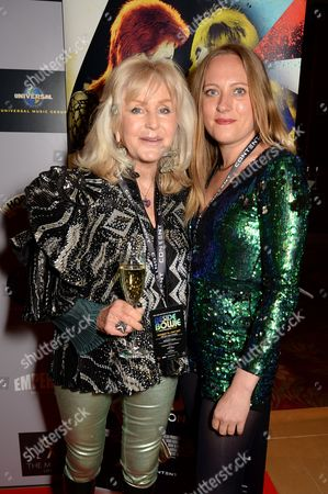 Editorial photo of 'Beside Bowie, the Mick Ronson story' film premiere, The May Fair Hotel, London, UK - 08 May 2017
