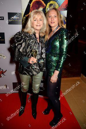 Liz Brewer and Tallulah Brewer