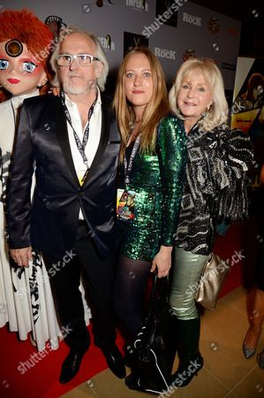Editorial picture of 'Beside Bowie, the Mick Ronson story' film premiere, The May Fair Hotel, London, UK - 08 May 2017